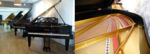 Klavierbaumeister Reinhold Pöhlman, Himmelkron / Bayreuth