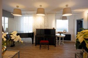 Ausstellung und Verkauf von Klavieren, Flügeln und Pianos