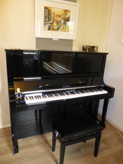 Feurich Piano Modell 130