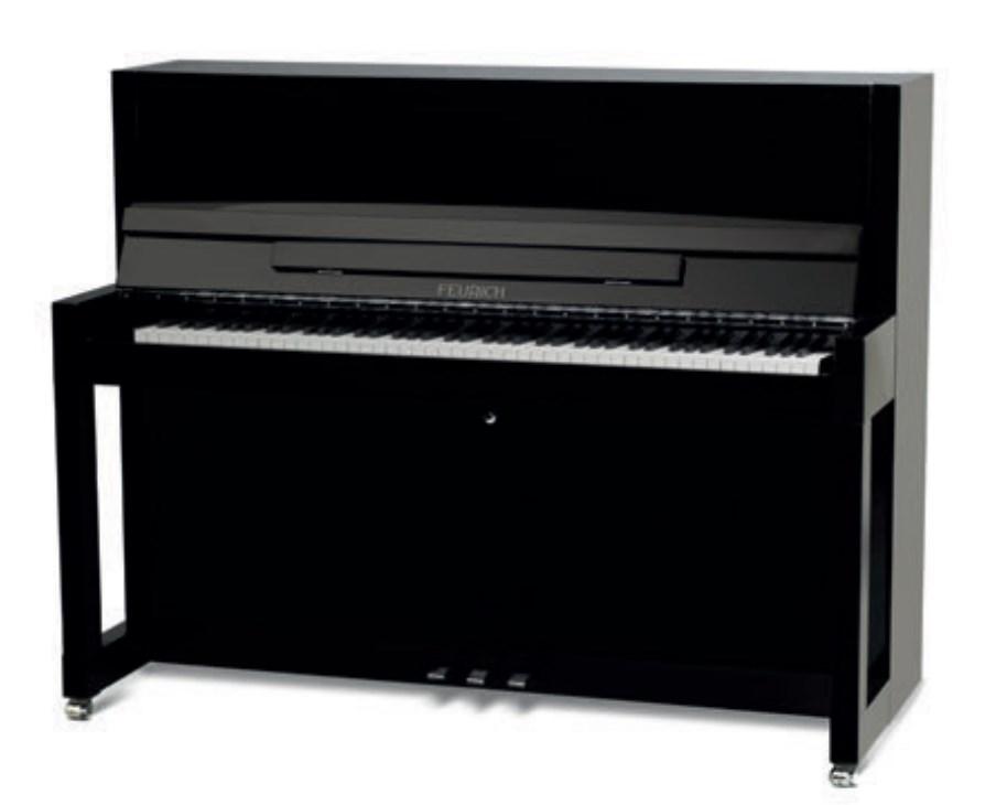 Feurich Klavier Modell 115 Premiere