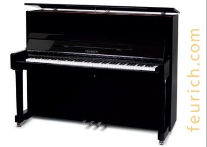 Feurich Klavier Modell 122 Universal