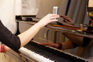 Klavierspieler Pianist