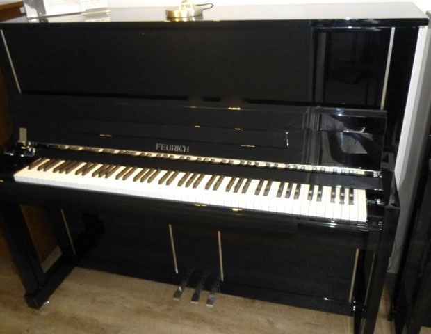 Feurich Piano Modell 125 Design