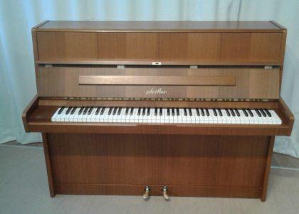 Piano Carl Pfeiffer Modell 114 Nussbaum